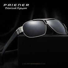 2017 diseño de Marca gafas de Sol Polarizadas de Los Hombres de Ocio de conducción Gafas uv400 Gafas oculos Masculino Fresco Gafas de sol gafas de sol hombre