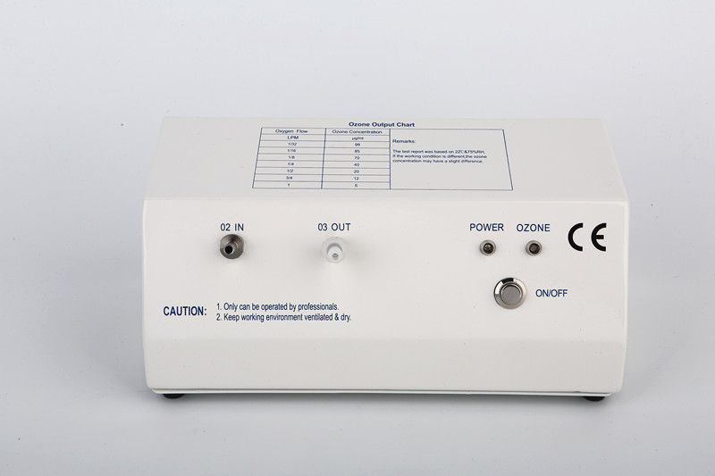 5-99 ug/ml medizinischen ozongenerator 12VDC für diabetischer fuß & zahnmedizin & blut