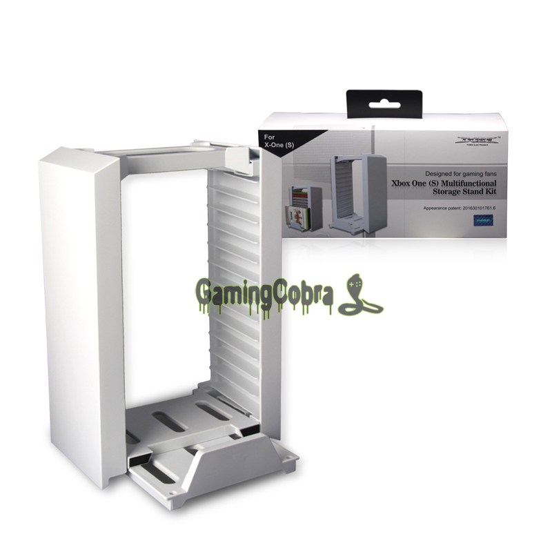 Universal Game Blu Ray Disc Storage Tower Shelf Stand Kit For Xbox One PS4  Slim On Aliexpress.com | Alibaba Group