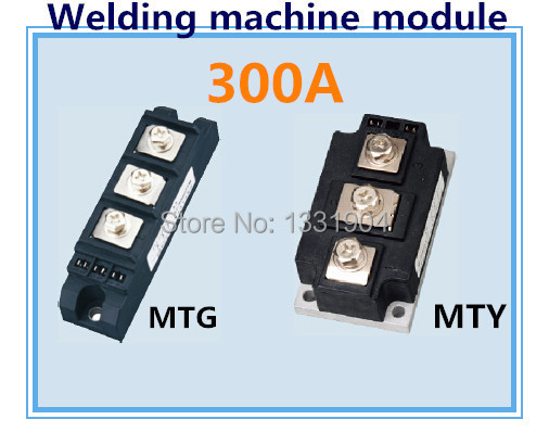 non isolated Thyristor Module MTG MTY 300A cpmpression joint scr module silicon control module used for welding machine