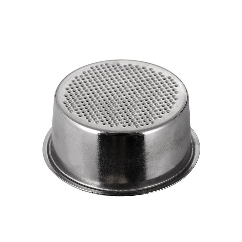 Stainless Steel Coffee Non Pressurized Filter Basket Fit For Delonghi Krups Products Kitchen Accessories Nespresso Dolce Gusto