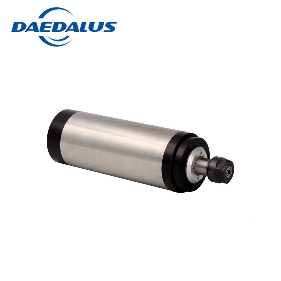CNC spindle 2.2kw ER20 cnc milling machine water cooled 110v/220v/380v with 4pcs bearings for Engraving machine цена