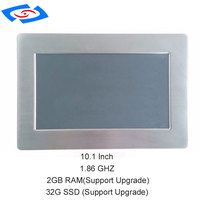 "ips win10 מפעל חנות 10.1"" מחשב הלוח תעשייתי תעשייתי לוח PC עם מסך IPS מסך מגע Win10 לינוקס OS 2GB RAM 32G SSD (5)"