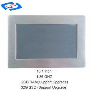 """Image 5 - Magasin dusine 10.1 """"panneau industriel avec écran tactile IPS Win10 Linux OS 2GB RAM 64G SSD tablette industrielle"""