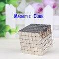 216 unids 5mm mini plaza de neodimio magnético cubo mágico divertido creativo educativo del rompecabezas diy juguete de regalo de navidad para niños