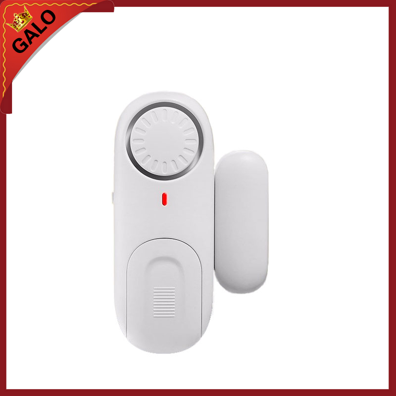 110db Home Security Door Window Alarm warning System Magnetic Door Sensor Access control alarm system home security door window siren magnetic sensor alarm warning system wireless remote control door detector burglar alarm
