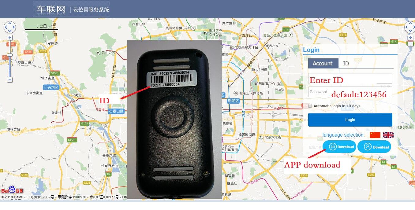 Hot Sale] Guaranteed 100% 4 band car GPS tracker GT02A