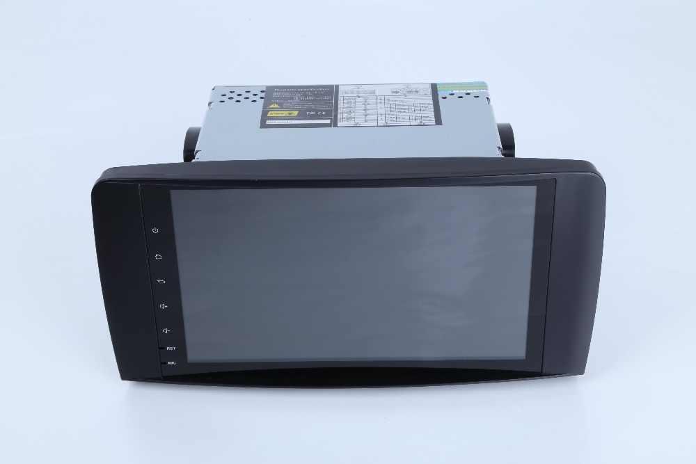 2018 9 インチ 1024*600 オクタコアの android 8.0 車の DVD Gps 用メルセデスベンツミリリットル W164/GL x164 ML350 ML320 ML280 GL350 GL450 2005-201