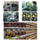 12 V 24 V LCD Digitale Display Volledige Automatische Intelligente Acculader Voor Auto Motorfiets Boot Lood zuur AGM GEL Batterijen 12A - 5