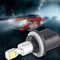 1 Pair 9005 9006 H4 H7 H11 9012 880 H1 H3 COB LED Car Headlight Bulb
