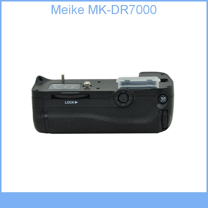 Meike MK-DR7000 Remote Control Battery Grip For Nikon D7000 коврик автомобильный novline autofamily для renault logan седан 2004 2009 2010 в багажник