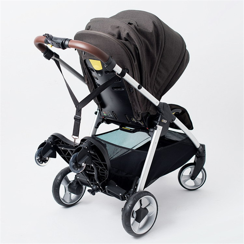 Universal Baby Strollers Accessories Pedal Second Child Standing Plate Rear Hanging Trailer Buggy Board For 2-5 Year Old Kids