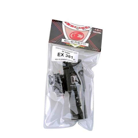 18c 19 acessorios luz estroboscopica surefir x300 pistola armas luz ex381