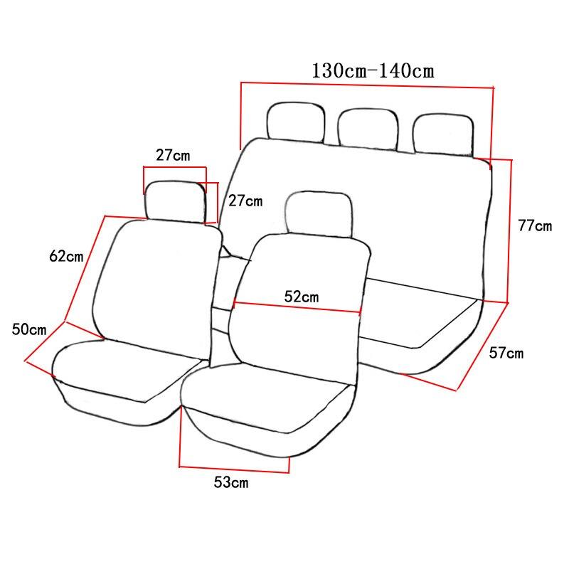 Car Seat Cover Auto Accessory Seats Case For Kia Cerato K3 Forte