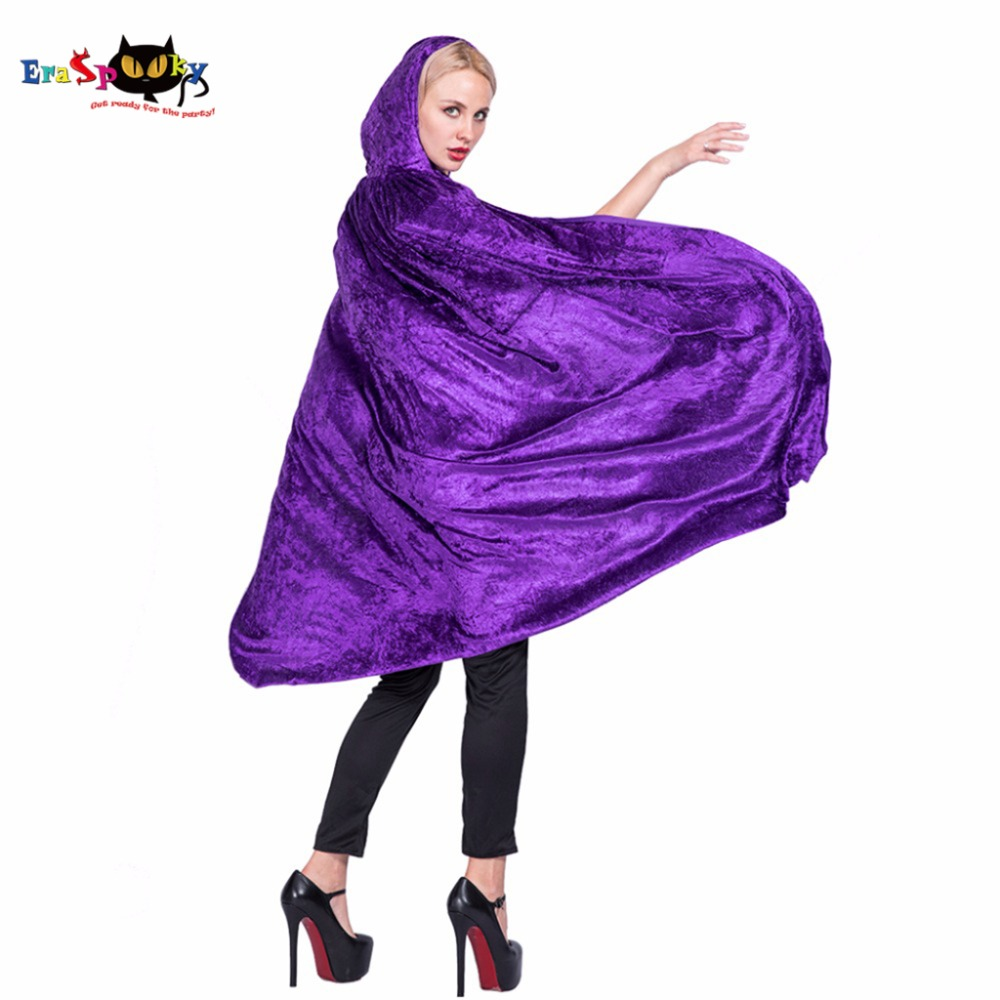 Women Sexy Carmilla Vampiress Cape Cloak Costume Gothic Cosplay Party Fancy Dress for Female Adult Lady Halloween Costumes