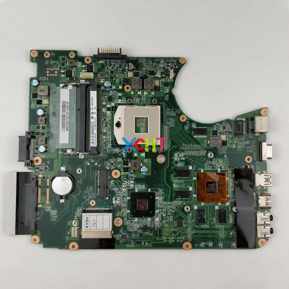 A000082100 DABLBMB28A0 w N12P LP A1 GPU HM65 for Toshiba Satellite L750 L755 Notebook PC Laptop Motherboard Mainboard-in Laptop Motherboard from Computer & Office