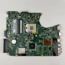 цена на A000082100 DABLBMB28A0 w N12P-LP-A1 GPU HM65 for Toshiba Satellite L750 L755 Notebook PC Laptop Motherboard Mainboard