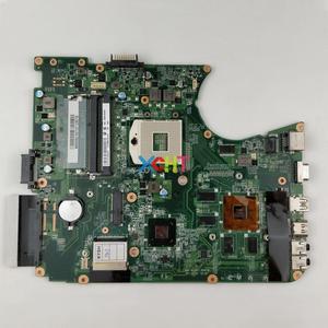 Image 1 - A000082100 DABLBMB28A0 w N12P LP A1 HM65 para Toshiba Satellite L750 L755 GPU Notebook PC Laptop Motherboard Mainboard