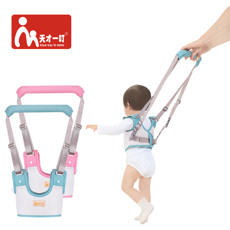 Baby Walker Toddler Backpack Wings Leash For Children'S Adjustable Learning Walking Belt Safety Harness Assistant yourhope baby toddler harness safety learning walking assistant blue
