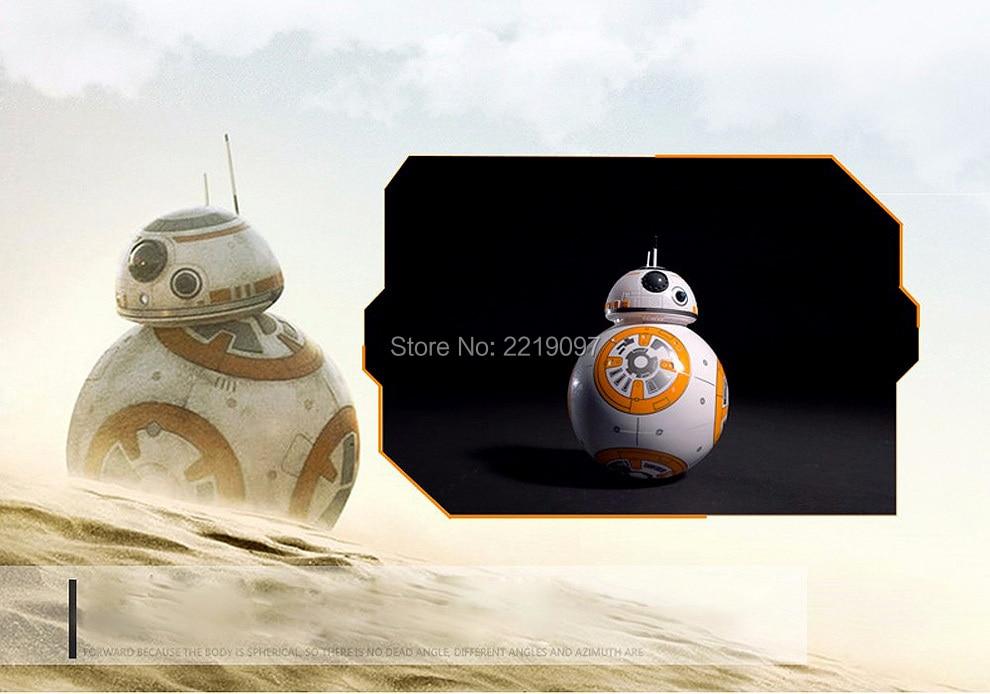 Star Wars Remote Control BB-8 Robot 20.5cm 14
