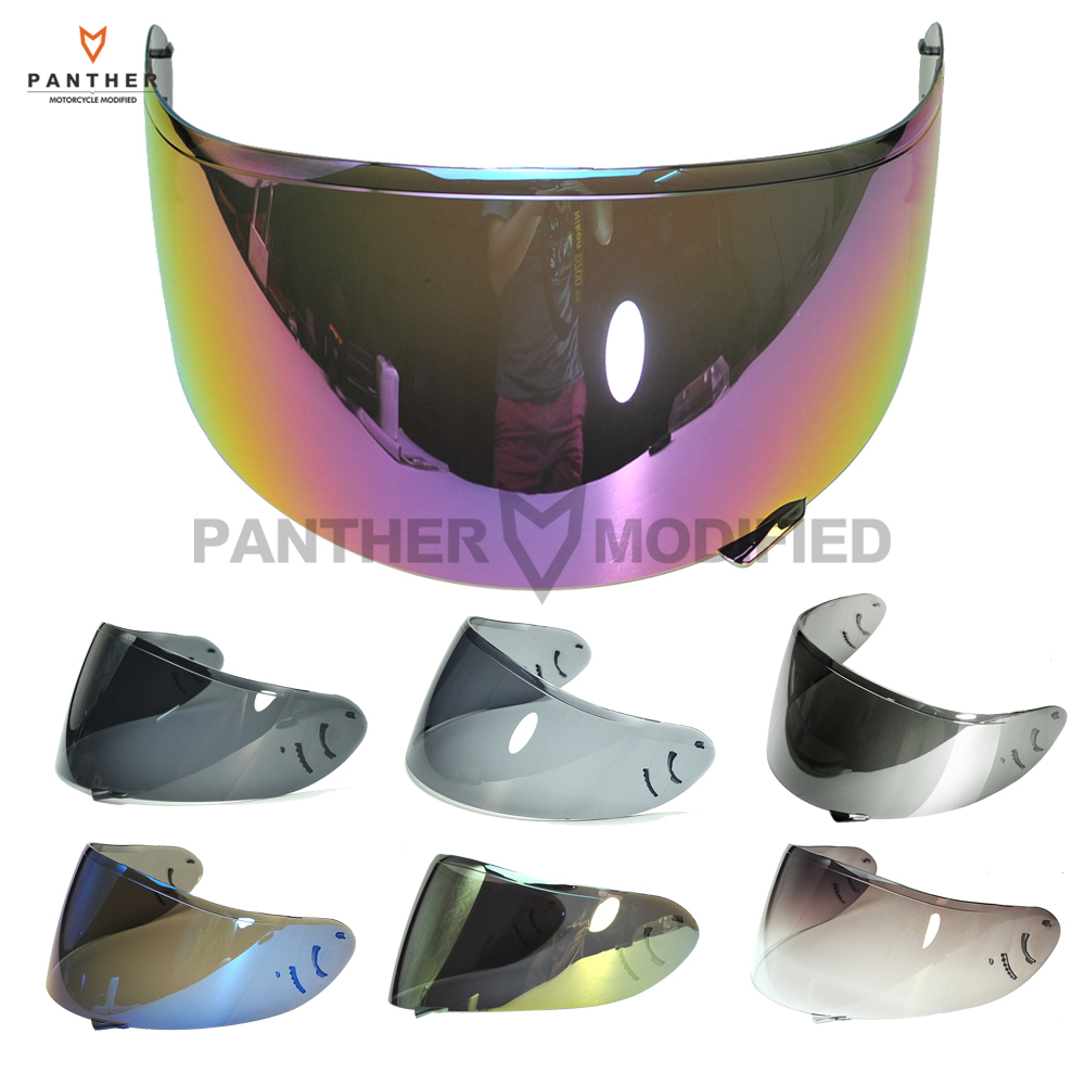 цена на 8 Colors Motorcycle Helmet Visor Full Face Shield Lens Case for SHOEI CW1 CW-1 X-12 XR-1100 Qwest X-Spirit 2 X12 Visor Mask