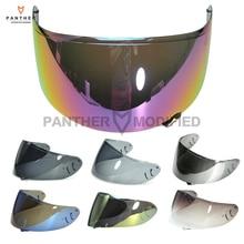 8 Colors Motorcycle Helmet Visor Full Face Shield Lens Case for SHOEI CW1 CW-1 X-12 XR-1100 Qwest X-Spirit 2 X12 Visor Mask