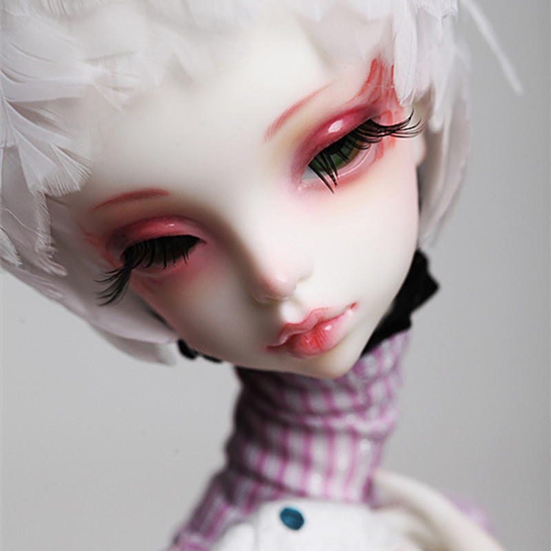 Doll chateau kid queena 50cm female bjd sd doll boy girl gift high quality