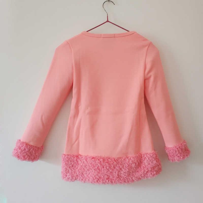 Otoño 2018 moda búho suéteres invierno niñas adolescentes suéteres Monsoon niños Tops niños ropa de Navidad niñas ropa de abrigo