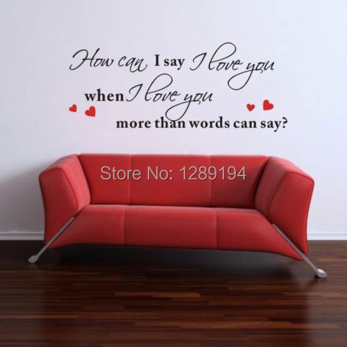 I Love You More Than Words Can Say Quotes 81734 Loadtve