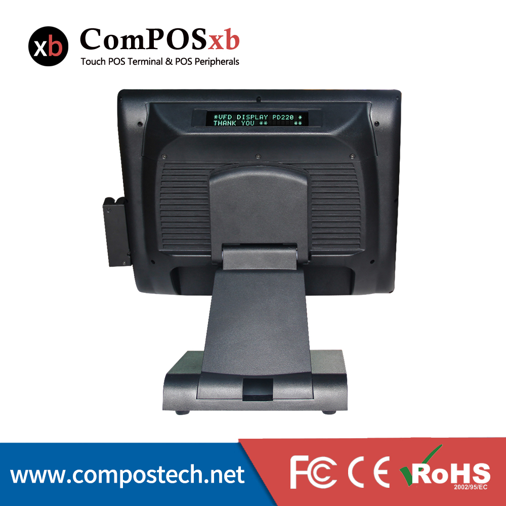 Monitor de pantalla táctil resistente del procesador Core i5 de alta - Periféricos de la computadora - foto 2