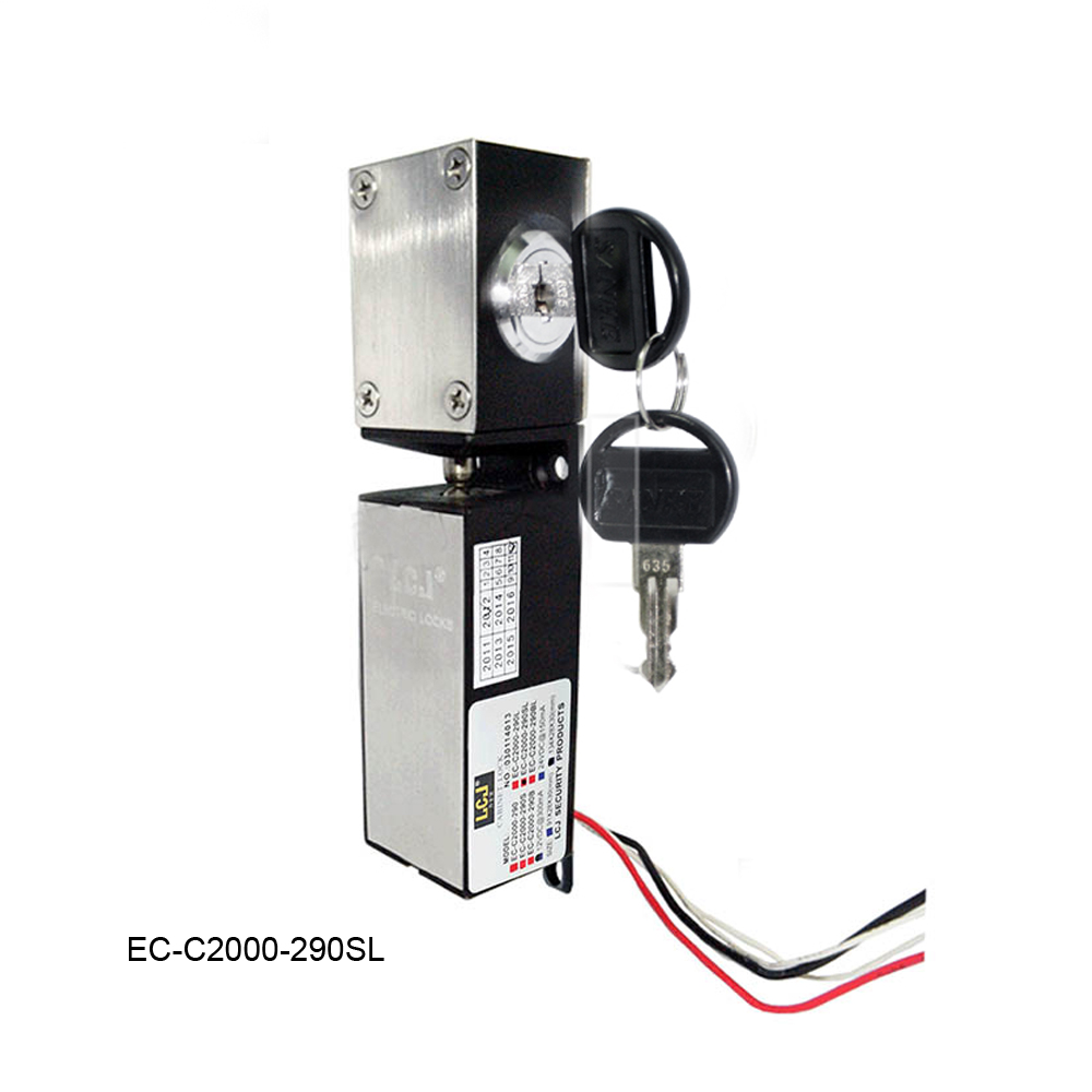 Free shipping EC-C2000-290SL  DC-12V power supply control  drawer lock /Electricity mortise lock (Signals  output) блески make up factory блеск для губ тон 57 красный мармелад