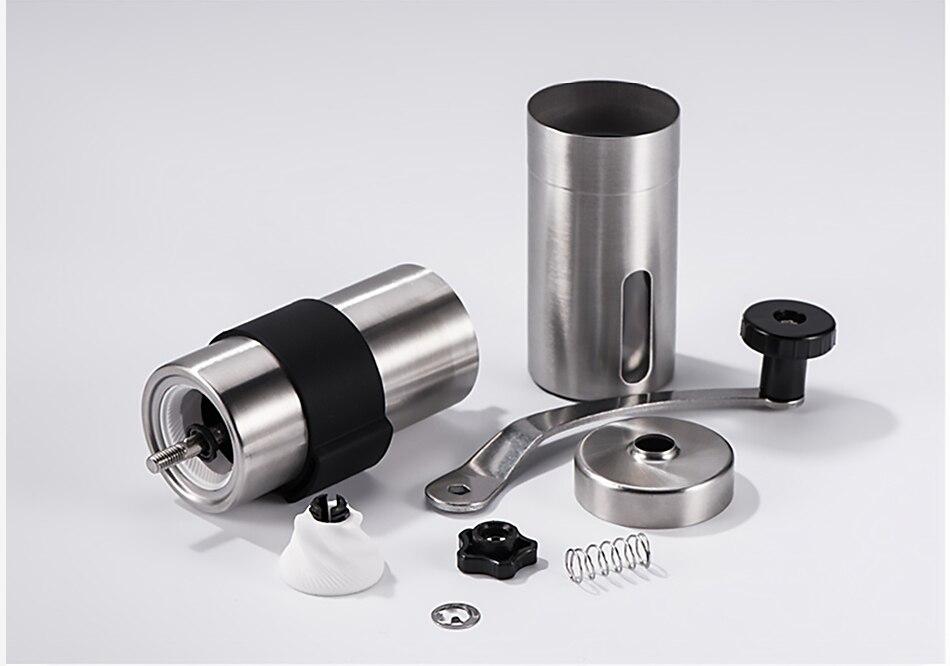 Image 5 - Кофемолка керамическая, ручная, 2 размераРучные кофемолки   -