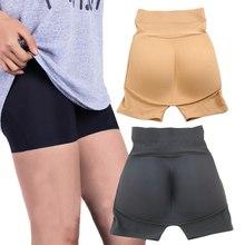 Panties Underwear Shaper Butt-Lifter Women Pad-Control Seamless High-Waist