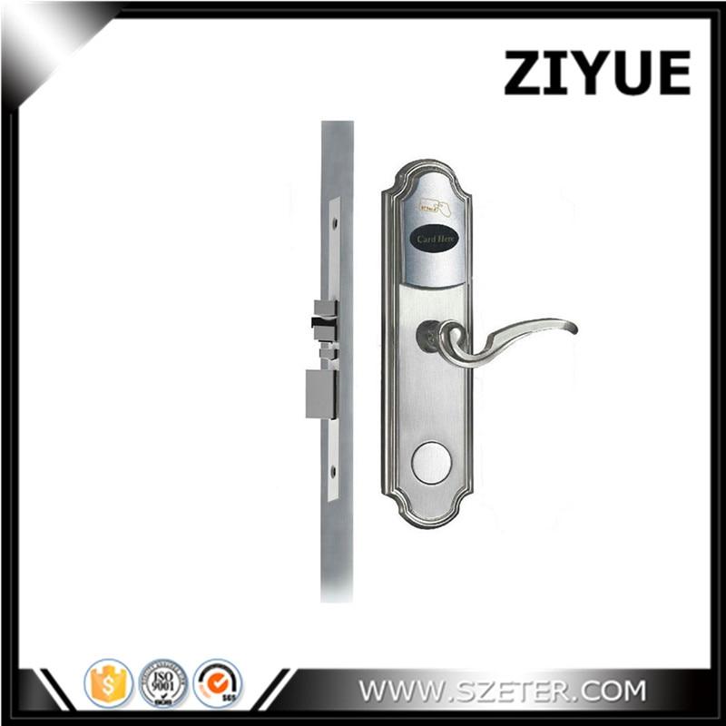 Smart Design RF Card Digital Door Lock Intelligent Hotel Lock ET301RF hot selling rf smart card digital sauna cabinet lock