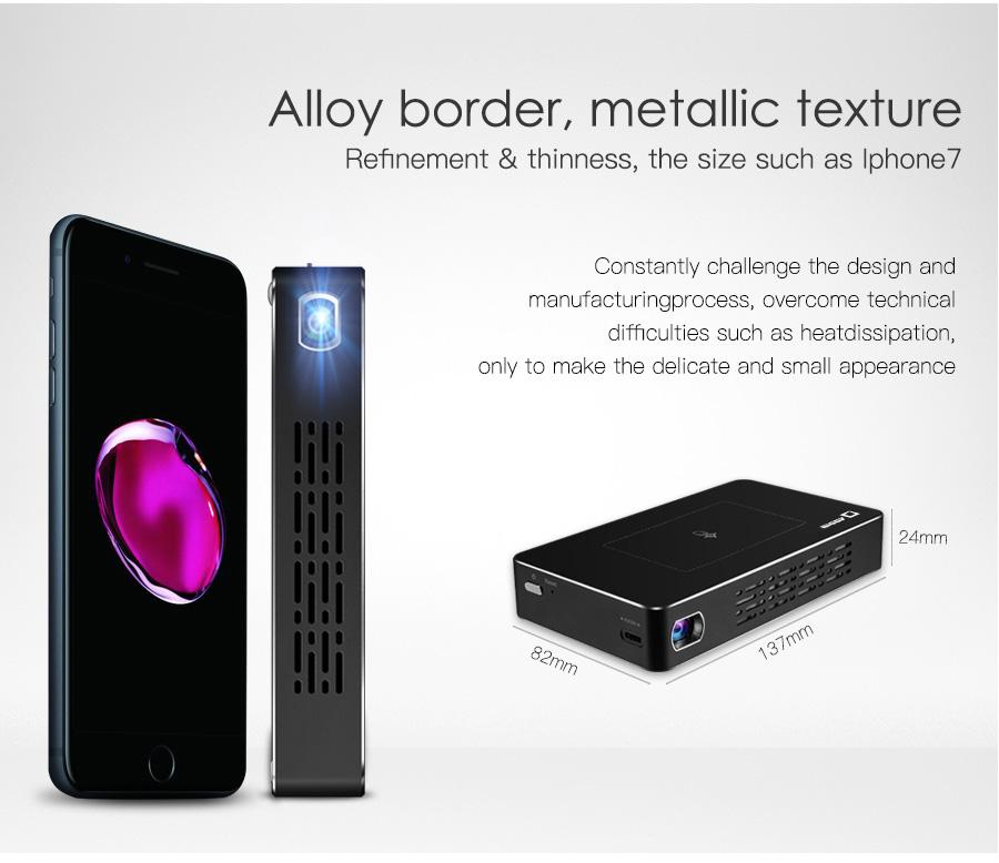 AODIN M9 mini Projector Smart Multi-touch screen1G+32G LED Portable Projectors DLP 300 lumen 5000mAh Battery HD Pocket Projector-07