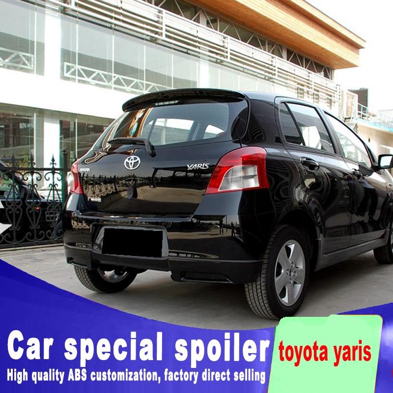 TOYOTA YARIS II MK2 REAR ROOF SPOILER