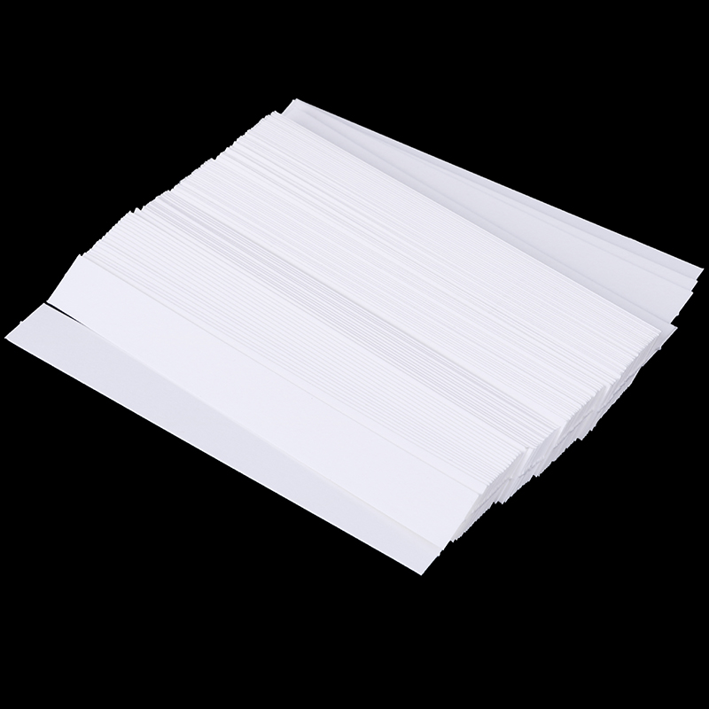 100pcs 130x15mm Testing Strip Aromatherapy Fragrance Perfume Essential Oils Test Tester Paper Strips