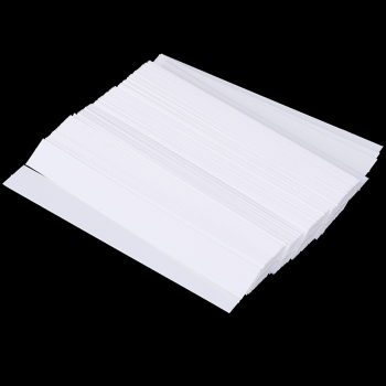 100pcs 130x15mm Testing Strip Aromatherapy Fragrance Perfume Essential Oils Test Tester Paper Strips
