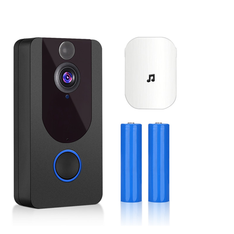 Wifi Doorbell Camera Smart WI-FI Video Door Bell Call For Android IOS APP Control IR Alarm Wireless Color Lens Security KameraWifi Doorbell Camera Smart WI-FI Video Door Bell Call For Android IOS APP Control IR Alarm Wireless Color Lens Security Kamera