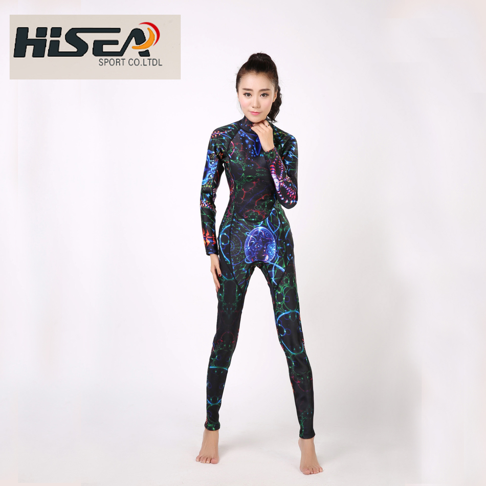 Hisea 3mm Neoprene Wetsuitzwempak Equipent voor duiken Scuba Zwemmen - Sportkleding en accessoires - Foto 6