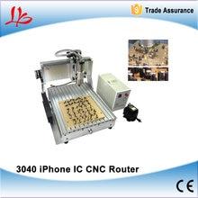 10 in 1 3040 iPhone IC Repair router BGA & CNC Polishing Machine for iPhone Main Board Repair(China (Mainland))