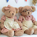 New High Quality Teddy Bear Plush Toys 65cm Fashion Kawaii Bear Dolls Xmas Gift for Kids Friends Lovers 1 Pair