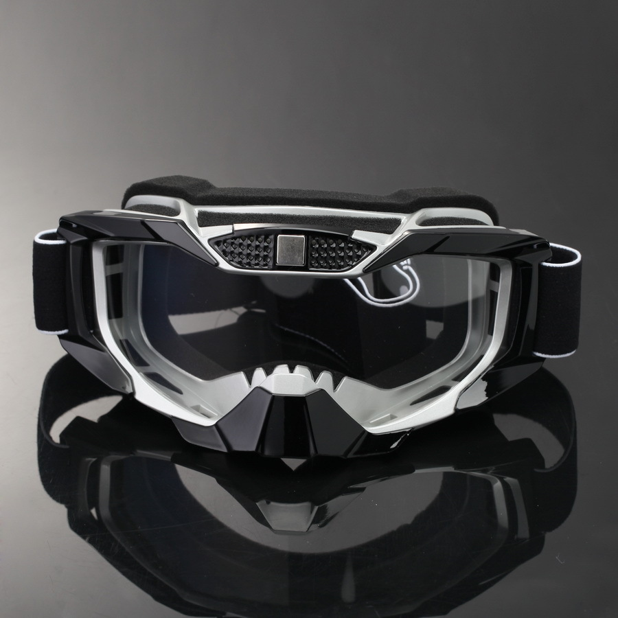 POSSBAY Motociklų slidės MX Off Road akiniai motociklai lauko sporto Oculos dviračių