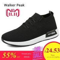 2018 Men Casual Shoes Breathable Male Shoes Masculino Woven Shoes Hombre Sneakers Men Socks Shoes Trainers For Men Flats