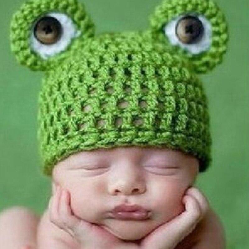 Bebé recién nacido Niñas muchachos Yoda trajes del sombrero del ...