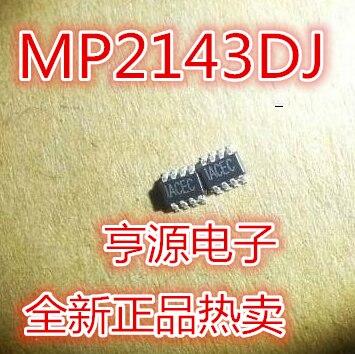 10pcs/lot MP2143 MP2143DJ-LF-Z SOT-23