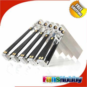 Tenshock Carbon CNC Rudder Set TS-08020D/TS-09020D/TS-10020D/TS-11020D/TS-12020D. - SALE ITEM Toys & Hobbies