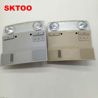 SKTOO Dome Light Front Ceiling Lamps Reading Lamps Interior Lamps For Volkswagen Sagitar MAGOTAN Golf6 MK6