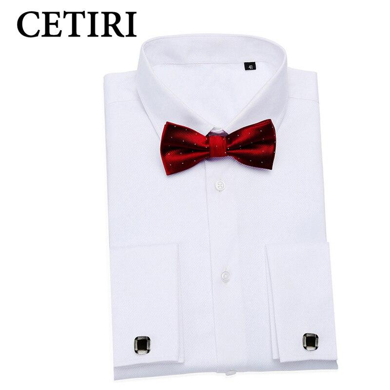 Online Get Cheap Mens White Dress Shirts French Cuff -Aliexpress ...