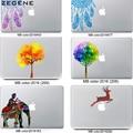 Сотни фотографий Наклейки Ноутбук для Apple Macbook Pro Air 11 12 13 15 Дюймов Мультфильм Винил Ноутбук Кожи